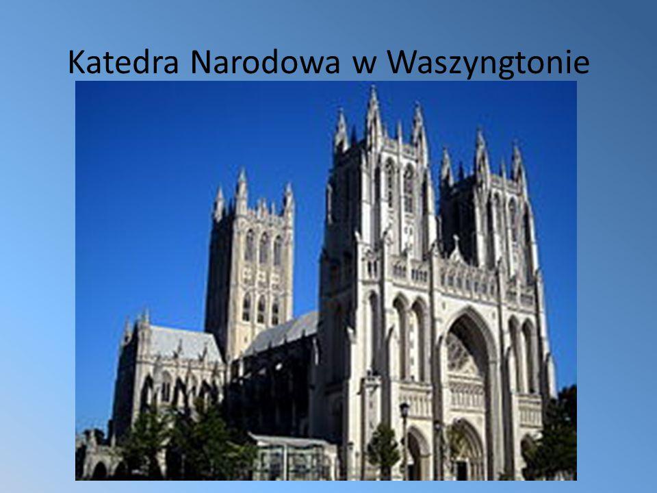 Katedra Narodowa w Waszyngtonie