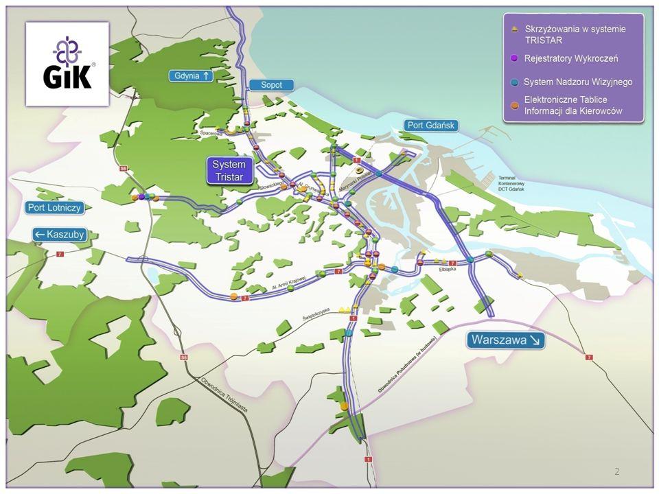 W zakresie transportu zbiorowego wykonano:  uzupełnienie istniejącego Systemu Informacji Pasażerskiej (SIP) o 35 tablic LED.