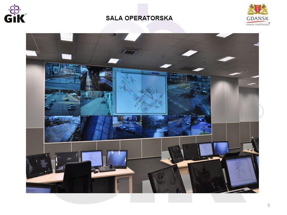 W skład systemu TRISTAR wchodzą:  system sterowania ruchem drogowym  system monitorowania i nadzoru ruchu pojazdów  system nadzoru wizyjnego  system informacji parkingowej  system zarządzania bezpieczeństwem  system informacji dla pasażerów transportu zbiorowego  system zarządzania ruchem transportu zbiorowego  system informacji dla kierowców  system informacji medialnej 7