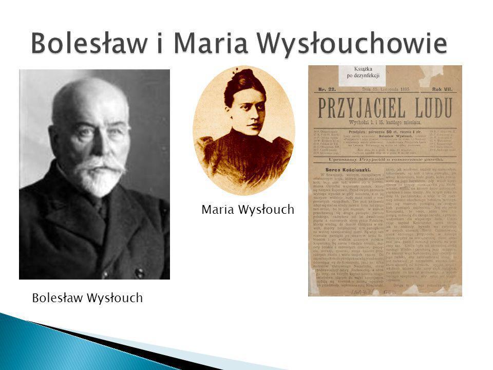 Bolesław Wysłouch Maria Wysłouch