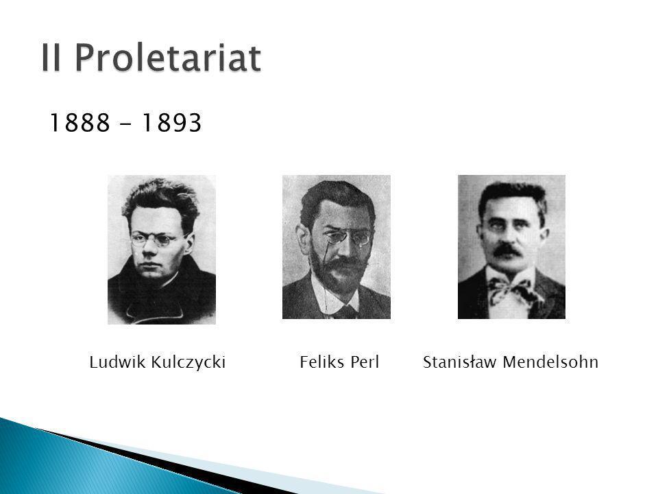 1889 - 1993 Julian Marchlewski Adolf Warski - Warszawski