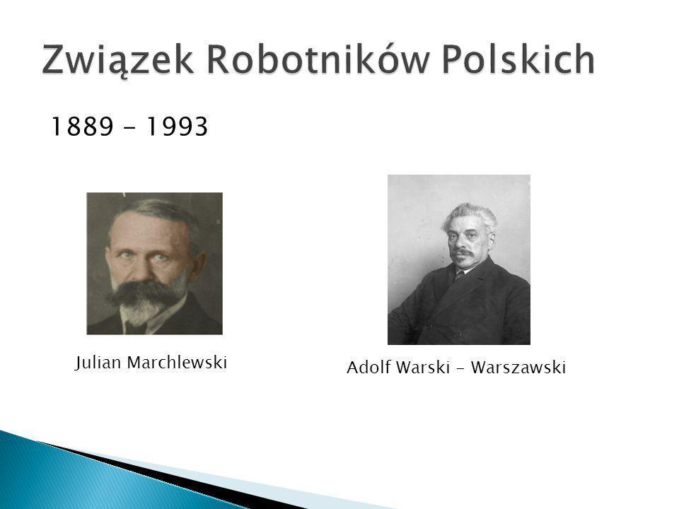 Bolesław LimanowskiEdward Abramowski Ludwik Krzywicki