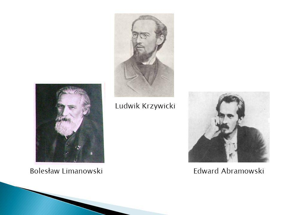 Paryż 1892 Józef PiłsudskiStanisław Wojciechowski