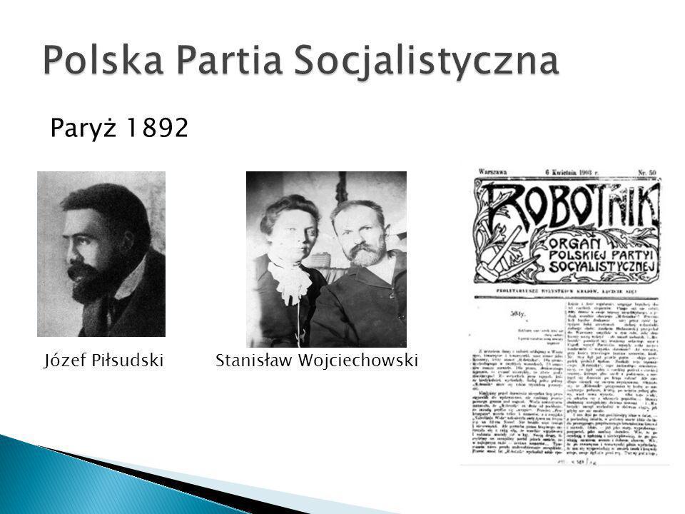 1895 – 1903 1903 - 1913 Jakub Bojko Jan StapińskiWincenty Witos