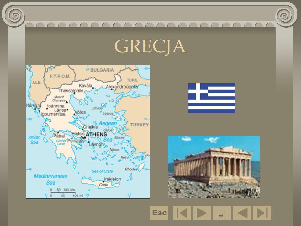TEST a)na płaskich powierzchniachna płaskich powierzchniach b)nad brzegiem morzanad brzegiem morza c)na zboczach wzgórzna zboczach wzgórz d)w centrum miastw centrum miast 1.Teatry w Grecji budowano: