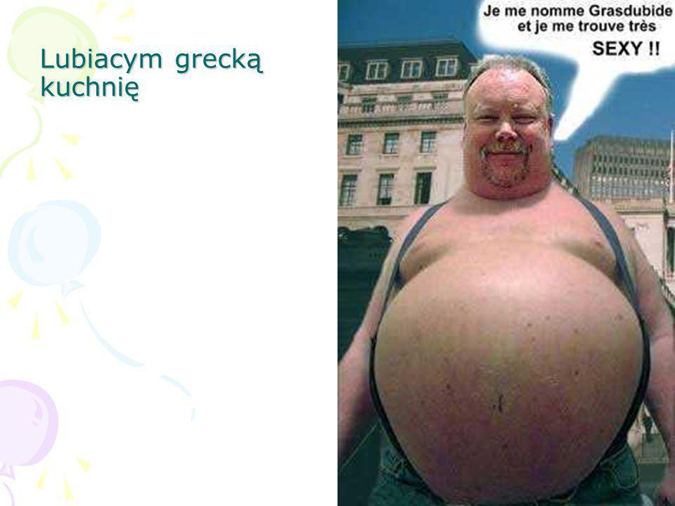 Lubiacym grecką kuchnię