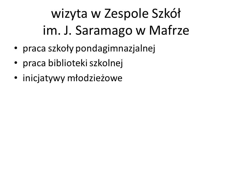 wizyta w Zespole Szkół im. J.