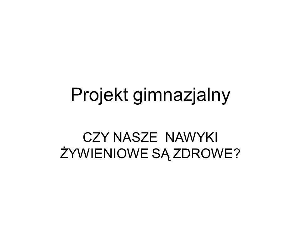 Jesteśmy uczennicami klasy II b gimnazjum w Zespole Szkół im.