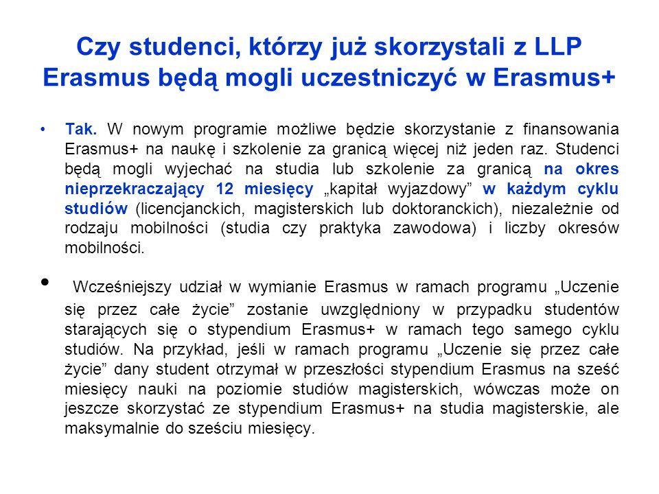 """""""KAPITAŁ WYJAZDOWY 12 MIESIĘCY do wykorzystania przez studenta W KAŻDYM CYKLU STUDIÓW"""