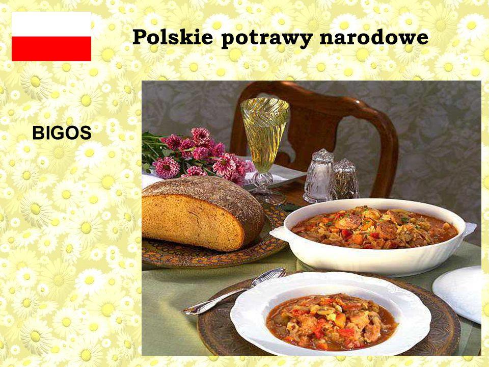 Polskie potrawy narodowe BIGOS