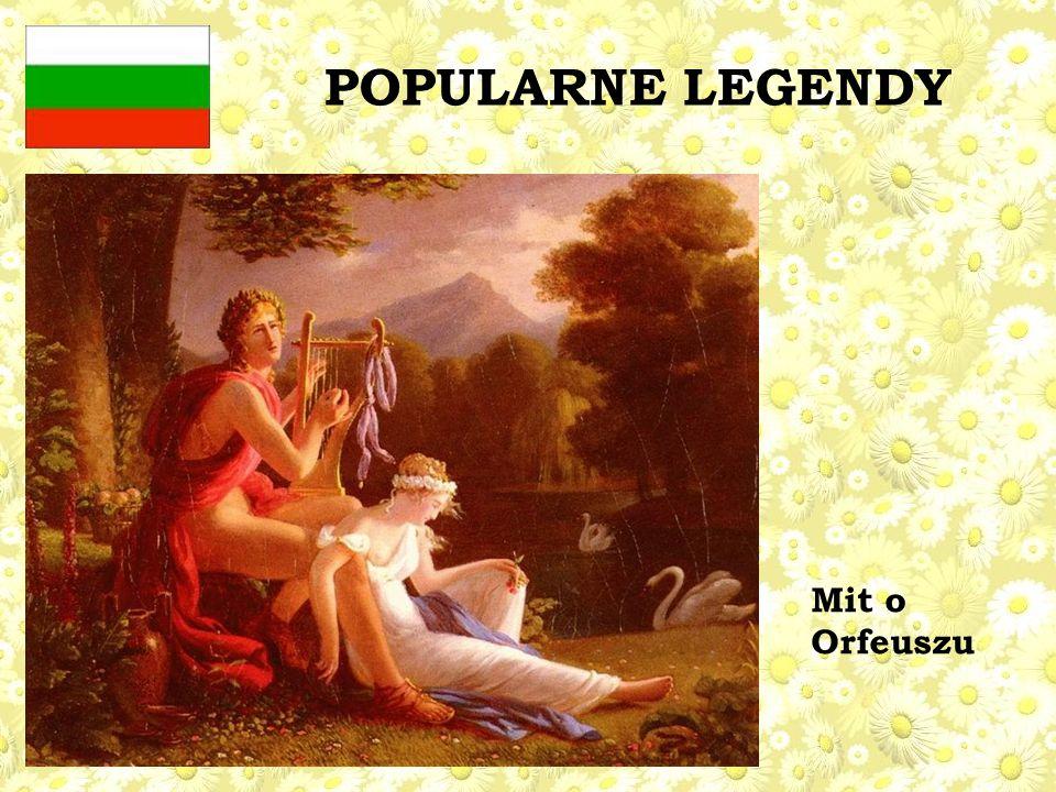 POPULARNE LEGENDY Mit o Orfeuszu