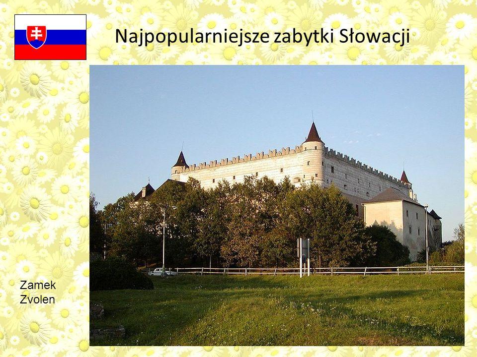 Zamek Zvolen