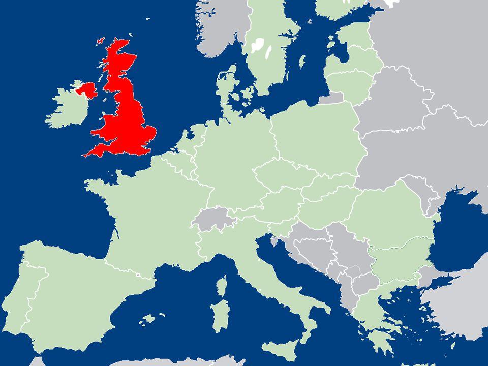 Najpopularniejsze zabytki Wielkiej Brytanii