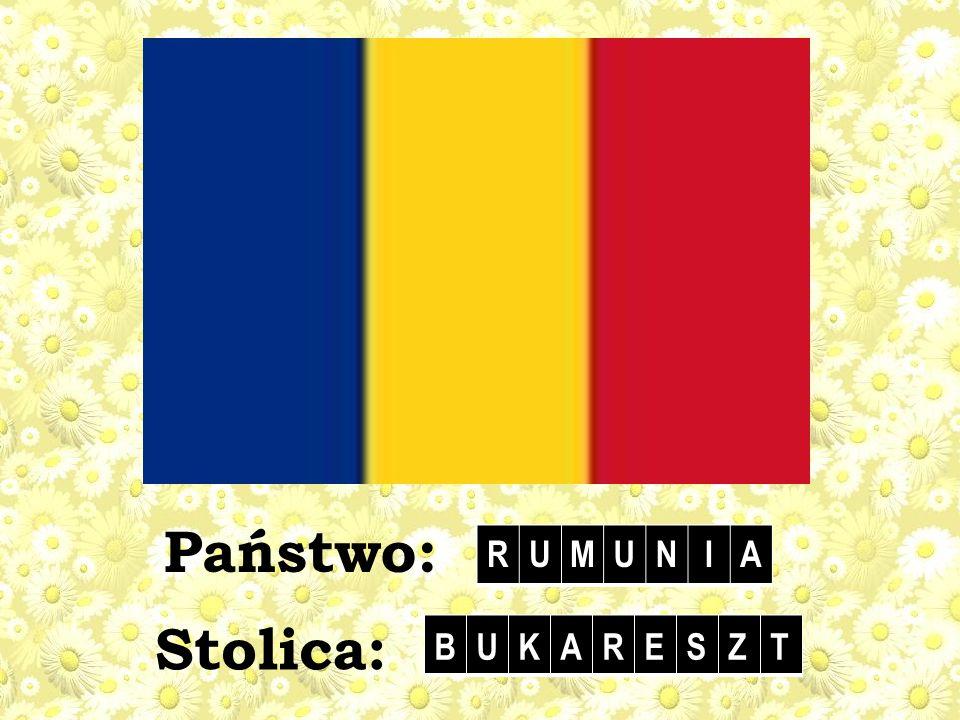 Rumunia – kraj w południowo-wschodniej części Europy.