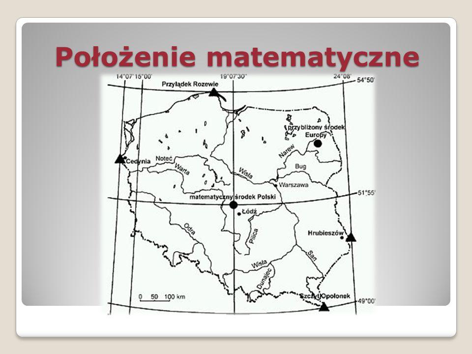 Temperatura Polska leży w strefie klimatu umiarkowanego ciepłego przejściowego.