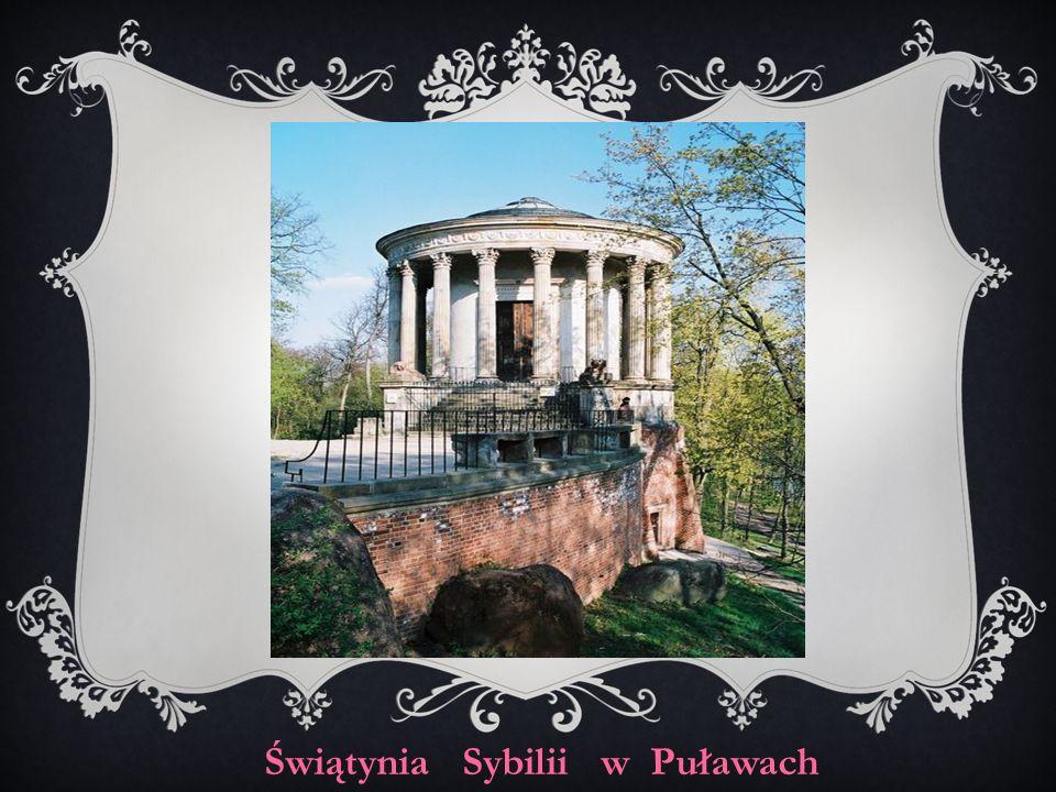 Świątynia Sybilii w Puławach