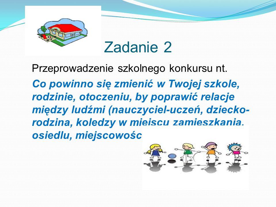 Zadanie 3 Przeprowadzenie spotkań uczniów z przedstawicielami Policji, Straży Pożarnej, Pogotowia Ratunkowego, organizacji społecznych etc.