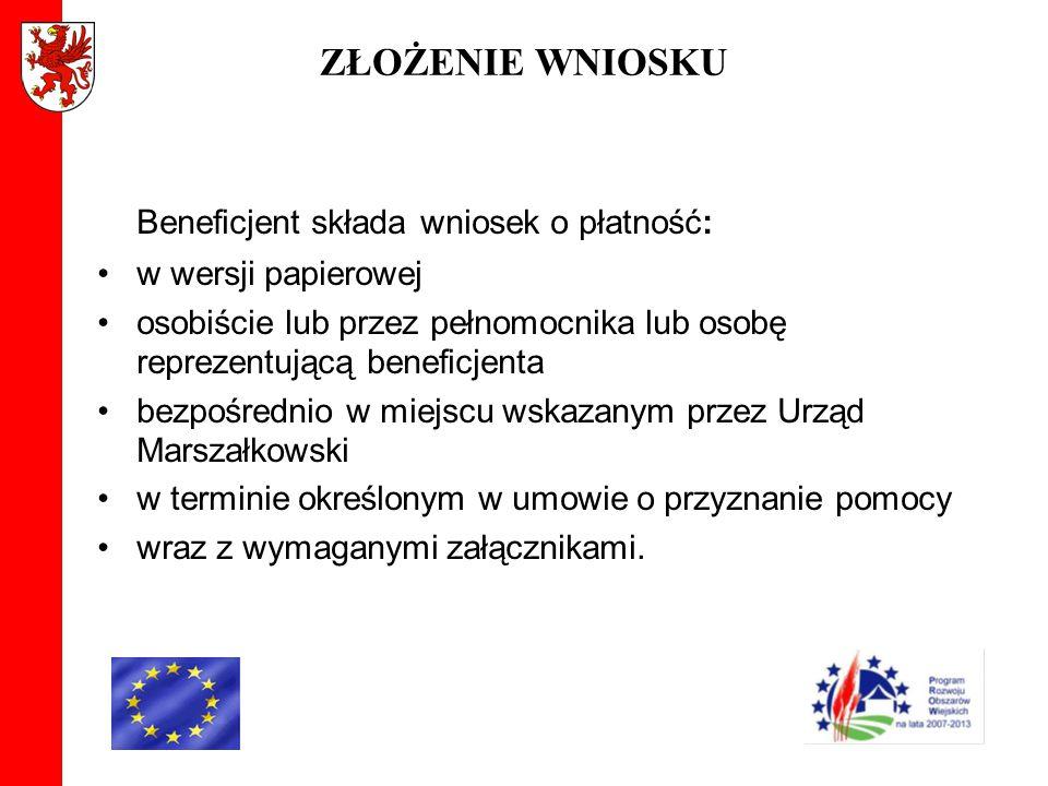 SPRAWOZDANIE I.INFORMACJE OGÓLNE pkt 1 Znak sprawy – nadany przez Urząd Marszałkowski.