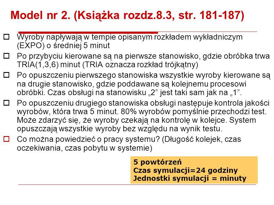 Model nr 2. (Książka rozdz.8.3, str.