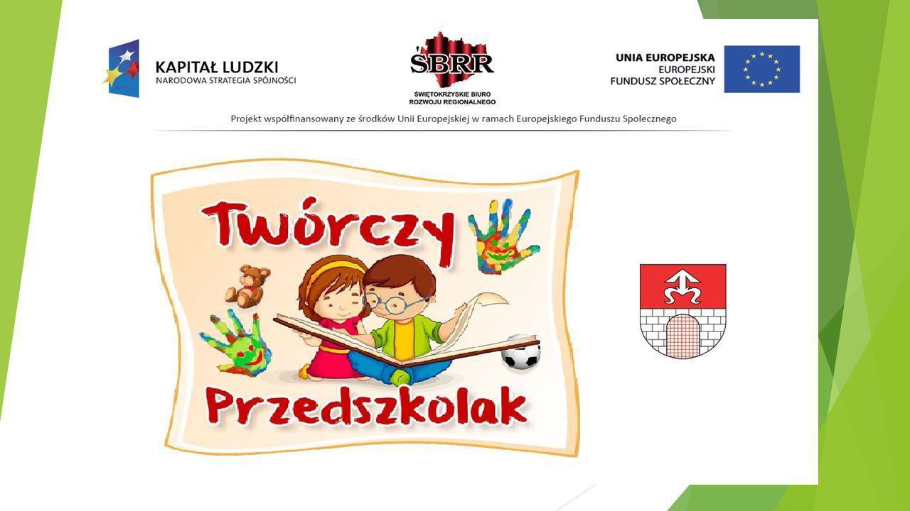TWÓRCZY PRZEDSZKOLAK Punkt Przedszkolny w Górnie Grupa przedszkolaków z Punktu Przedszkolnego w Górnie liczy 25 dzieci (17 dziewczynek i 8 chłopców), w tym 10 dzieci 3-letnich i 15 dzieci 4- letnich.