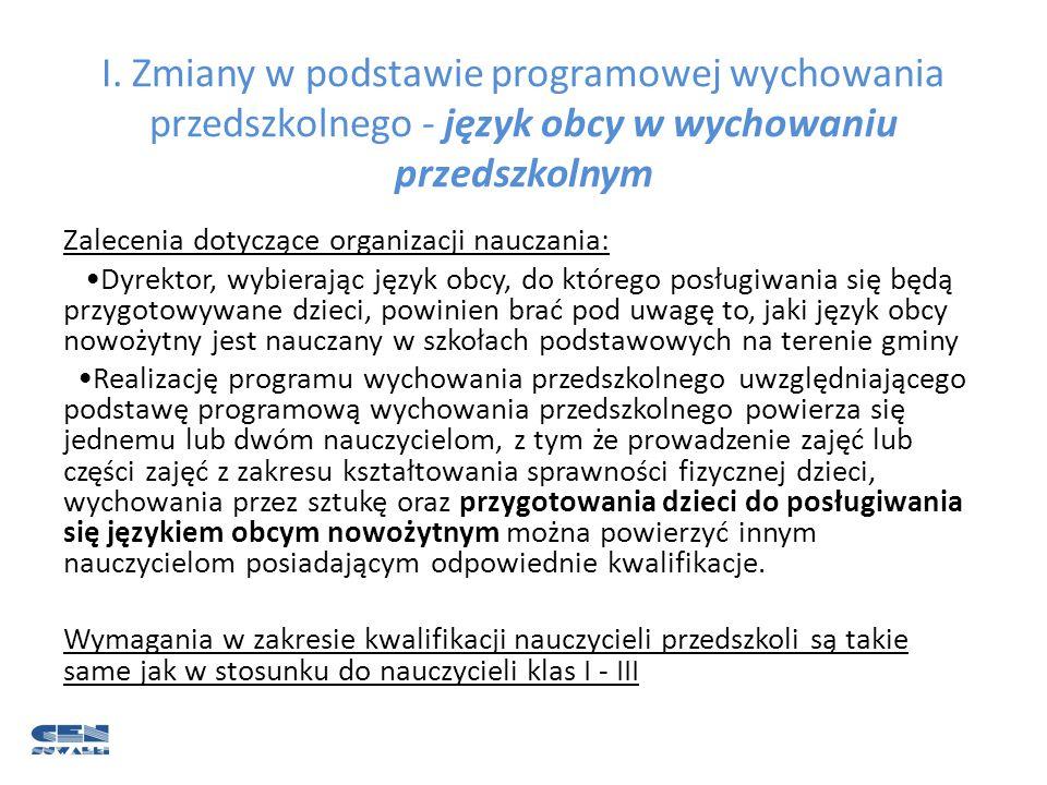 Zmiany wprowadzone ustawą z dnia 30 maja 2014 r.
