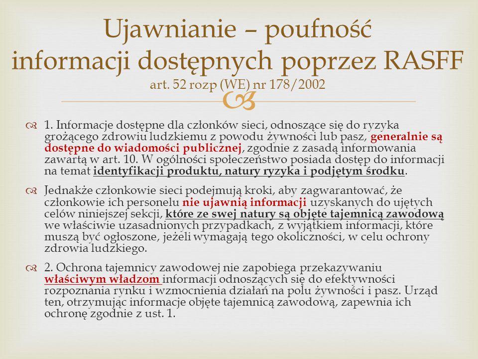  Portal RASFF dla konsumentów https://webgate.ec.europa.eu/rasff-window/consumers/