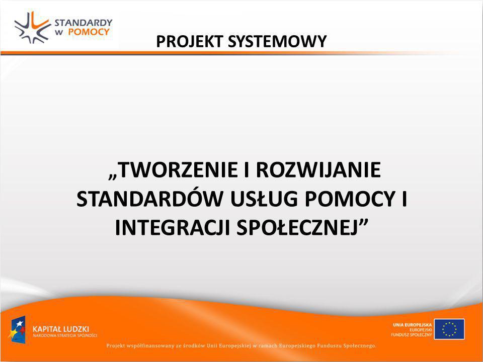 Upowszechnianie Uwagi do Modelu i standardów, projektów aktów prawnych, propozycje rozwiązań systemowych Krajowy Program Przeciwdziałania Ubóstwu i Wykluczeniu Społecznemu 2014-2020 Konferencja Międzynarodowa 26-27 marca 2014r.
