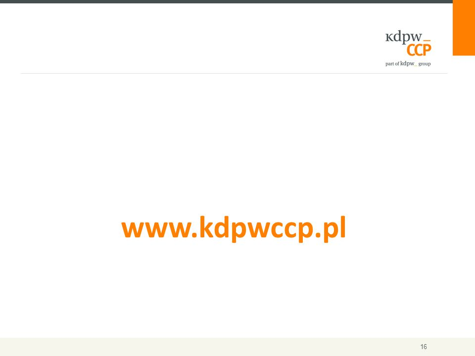 www.kdpwccp.pl 16
