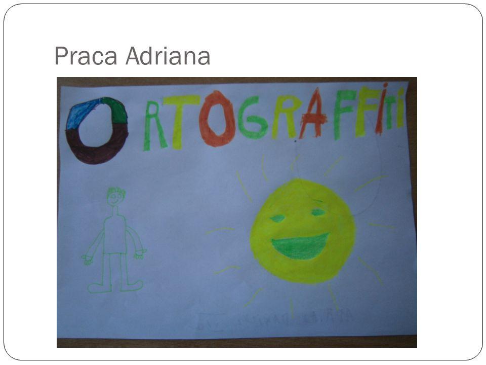 Praca Adriana