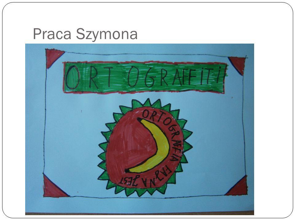 Praca Szymona