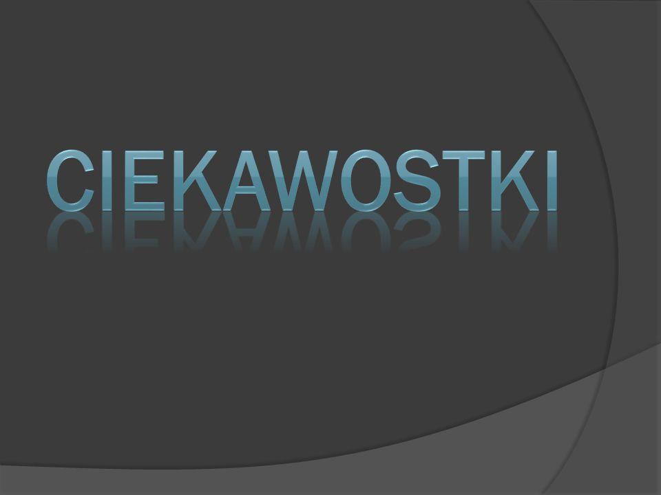  http://pl.globalquiz.org/ciekawostki- matematyka/ http://pl.globalquiz.org/ciekawostki- matematyka/  http://matematyka.strefa.pl/ciekawost ki.html http://matematyka.strefa.pl/ciekawost ki.html  http://www.math.edu.pl/ciekawostki- matematyczne http://www.math.edu.pl/ciekawostki- matematyczne  http://www.sprawdzian.net.pl/ciekawo stki.html http://www.sprawdzian.net.pl/ciekawo stki.html