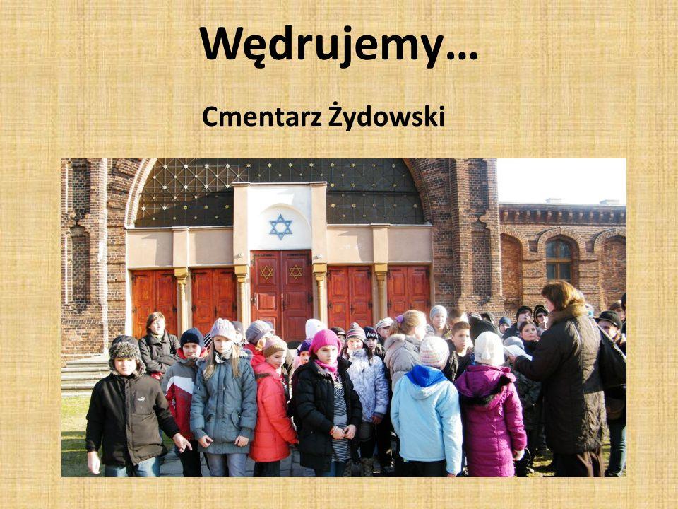 Wędrujemy… Cmentarz Żydowski