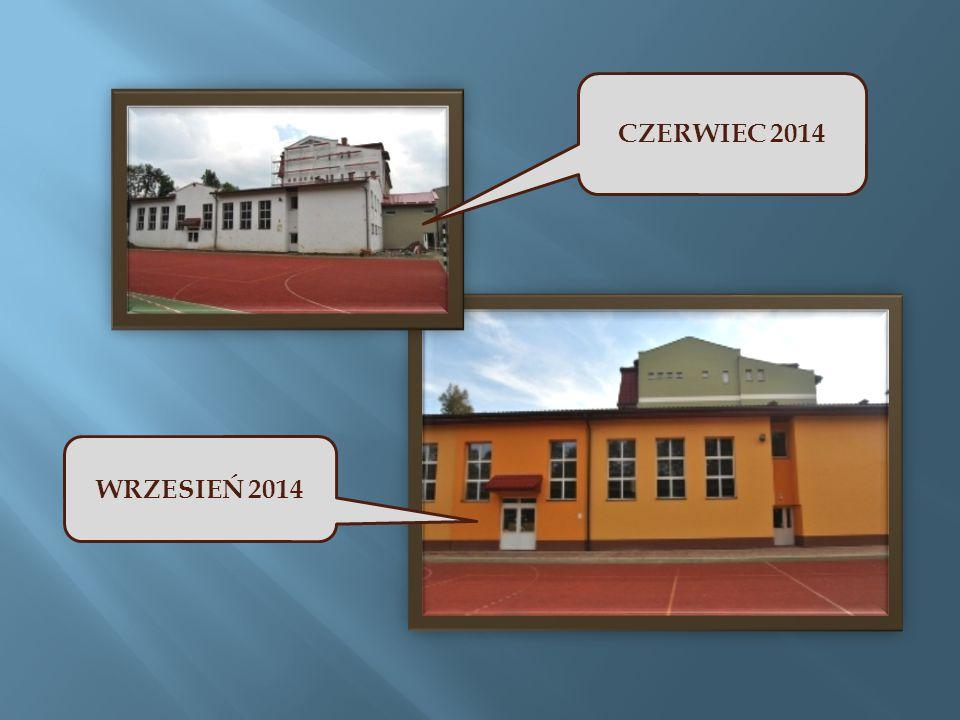 WRZESIEŃ 2014 CZERWIEC 2014