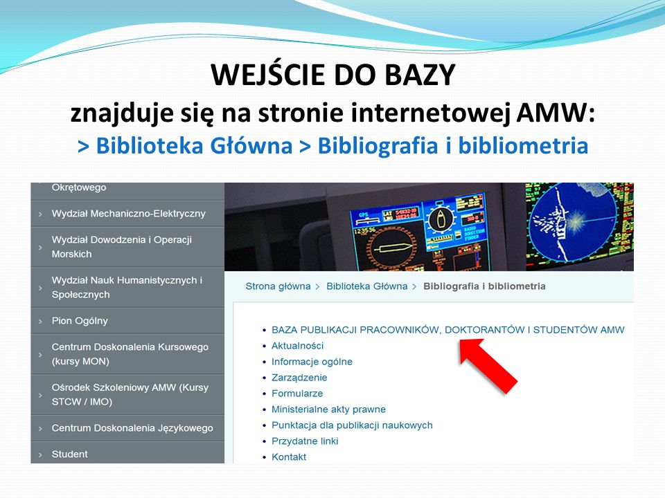 Baza umożliwia wyszukanie publikacji dla wybranego Wydziału w określonych latach, w określonym języku Przykład: Wydział Nauk Humanistycznych i Społecznych - publikacje z lat 2012-2013, w języku polskim.