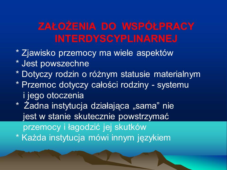 Oddziaływania korekcyjno-edukacyjne - ustawa o przeciwdziałaniu przemocy w rodzinie w dniu 21 listopada 2005 roku dodaje do katalogu art.