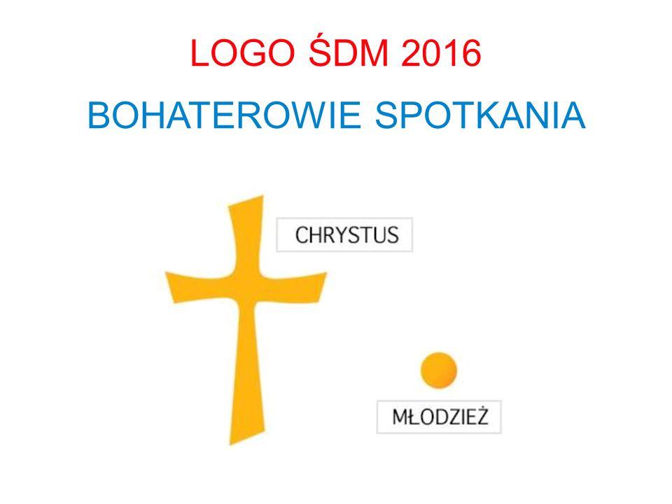 LOGO ŚDM 2016 TEMAT SPOTKANIA