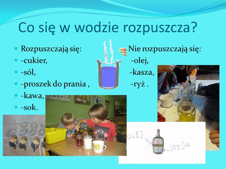 Zad. 5 Czy trzeba oszczędzać wodę?