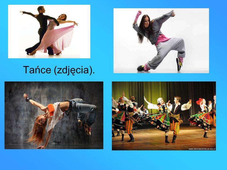A to ciekawe… Aerobic to rodzaj ćwiczeń wykonywanych przez grupę osób przy muzyce.