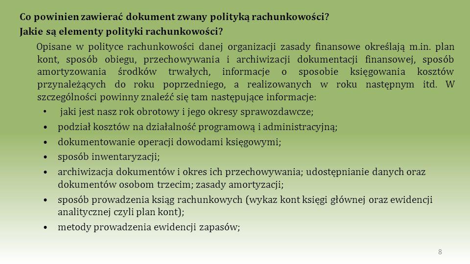 39 ZAŁĄCZNIK NR 5 do zasad przyznawania i rozliczania dotacji z budżetu Gminy Miasta Radomia organizacjom pozarządowym oraz podmiotom, o których mowa w art.