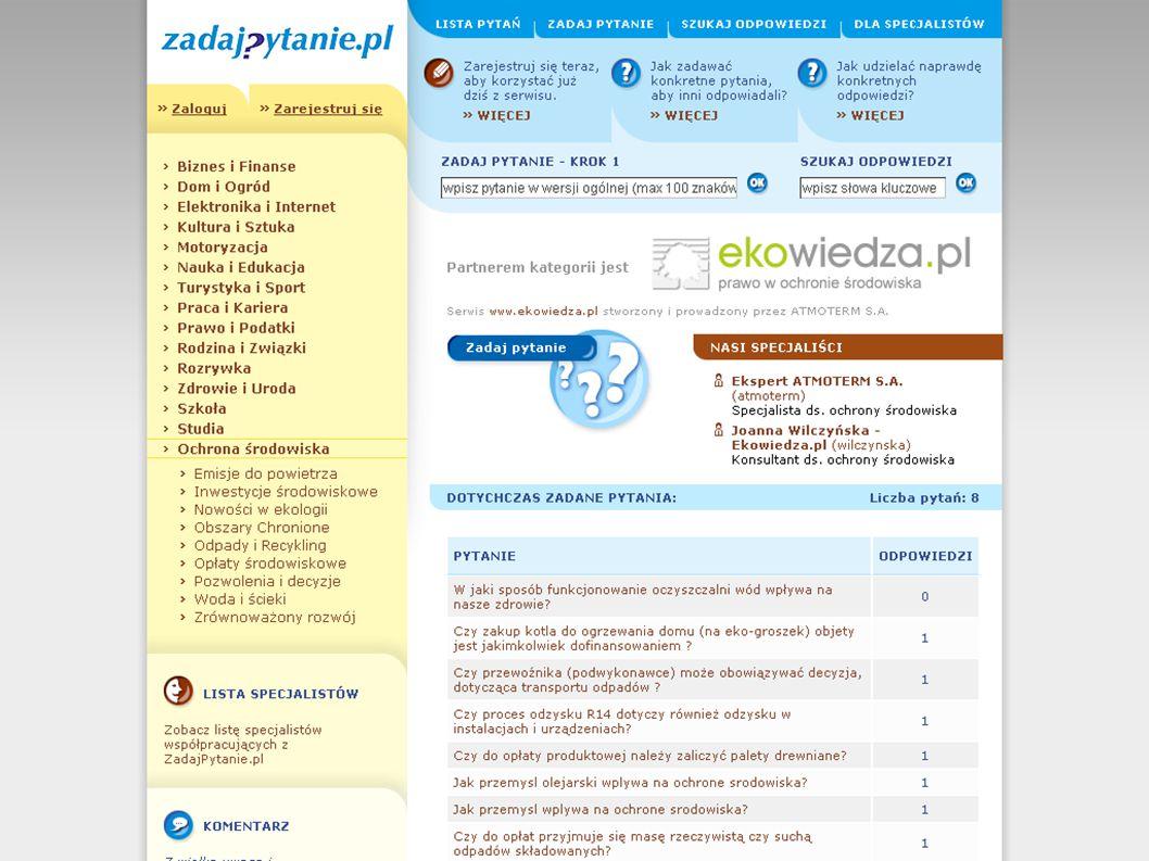 ` Modele biznesowe: Reklama sieciowa i kontekstowa Partnerstwo kategorii