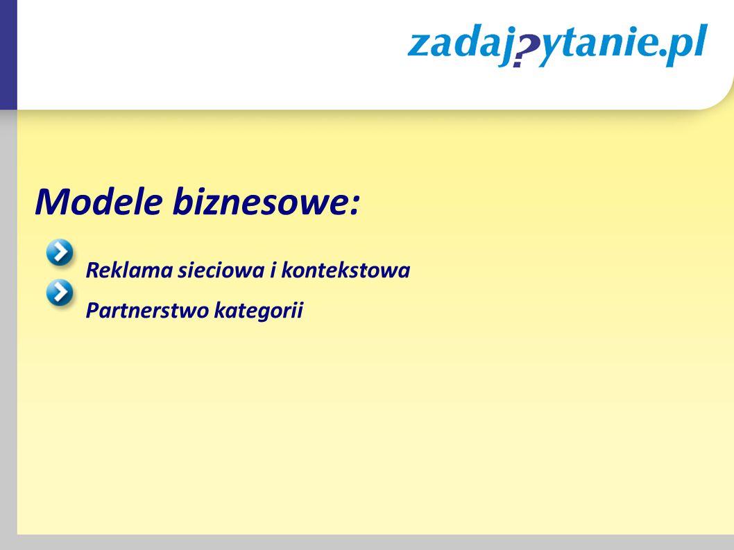 Zapraszamy do kontaktu i rozpoczęcia współpracy Mateusz Romanowski Michał Borkowski ZadajPytanie.pl sp.