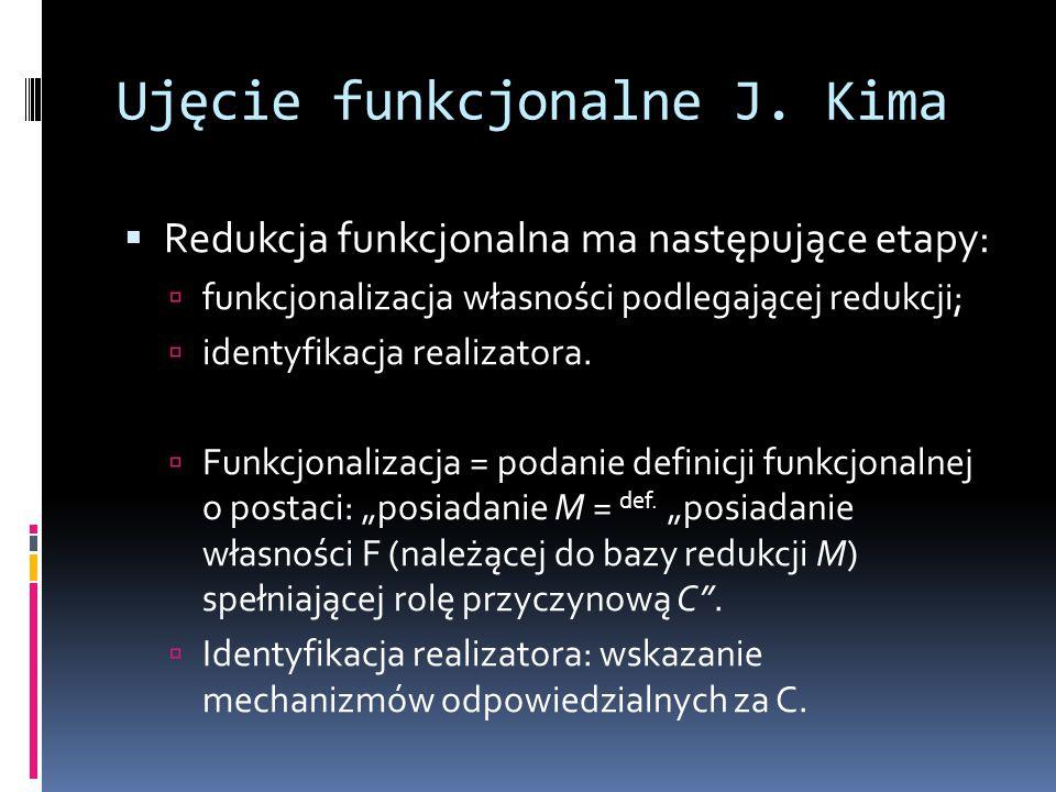 Ujęcie funkcjonalne J.