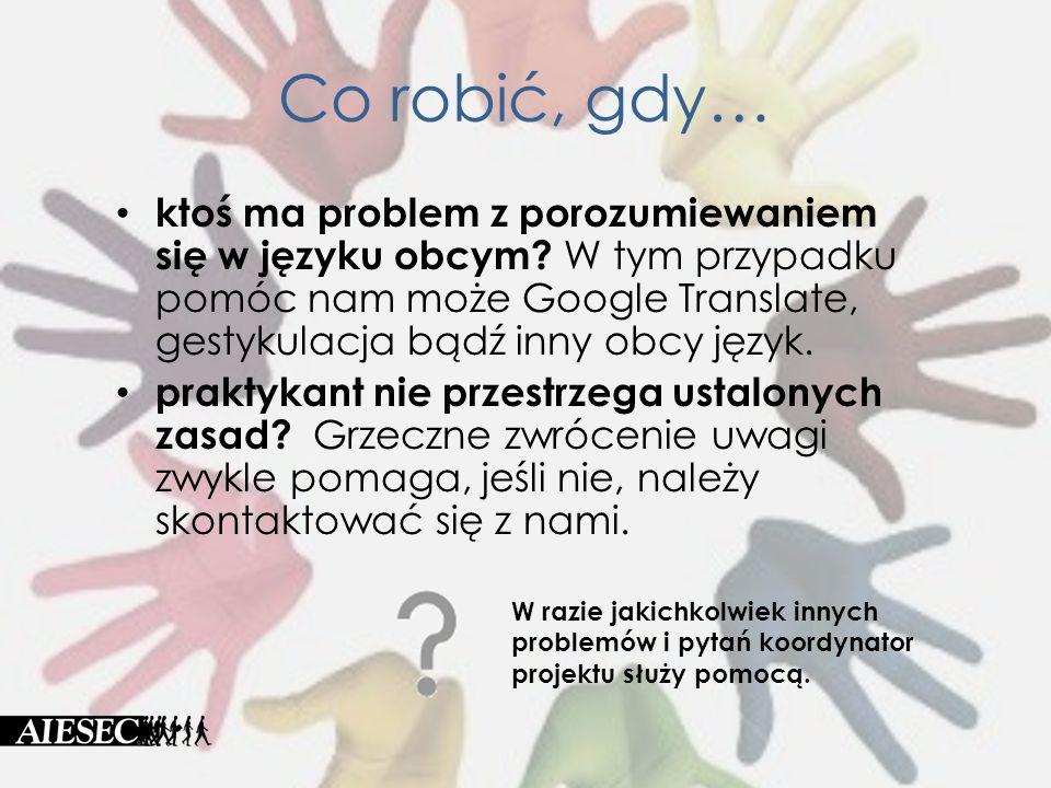 Co robić, gdy… ktoś ma problem z porozumiewaniem się w języku obcym? W tym przypadku pomóc nam może Google Translate, gestykulacja bądź inny obcy języ