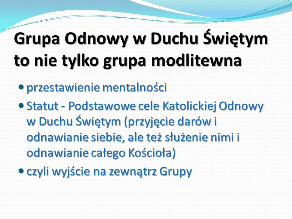 Umiejętność łączenia tego co stare i nowe Ogólnopolska Szkoła Lidera (konferencja 5) Ogólnopolska Szkoła Lidera (konferencja 5) Tradycja i nowość Tradycja i nowość Co przeważa w grupie.