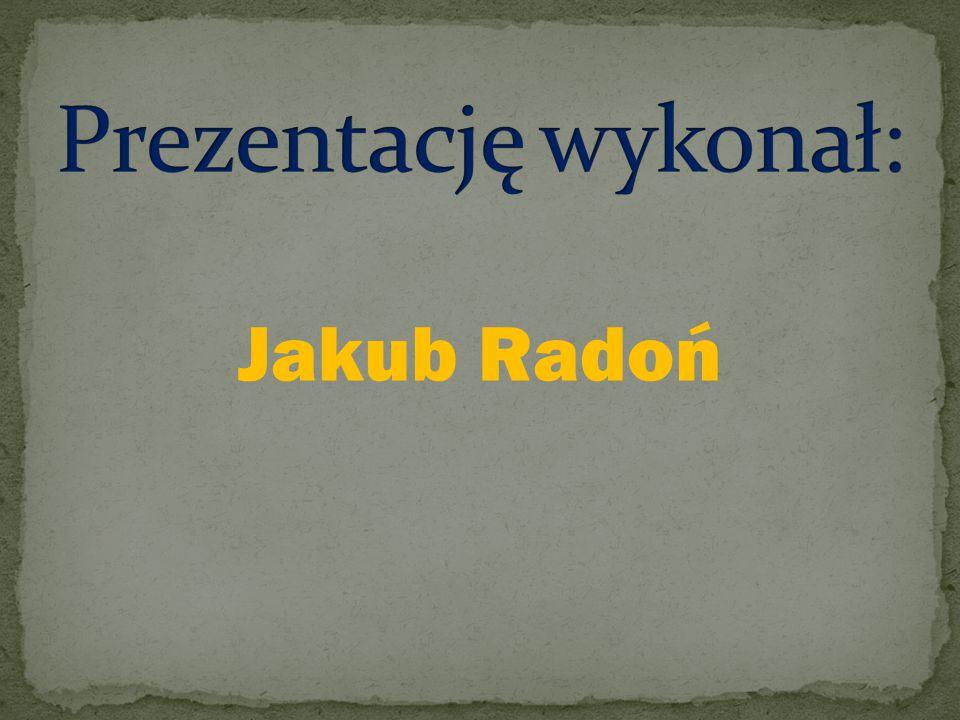 Jakub Radoń