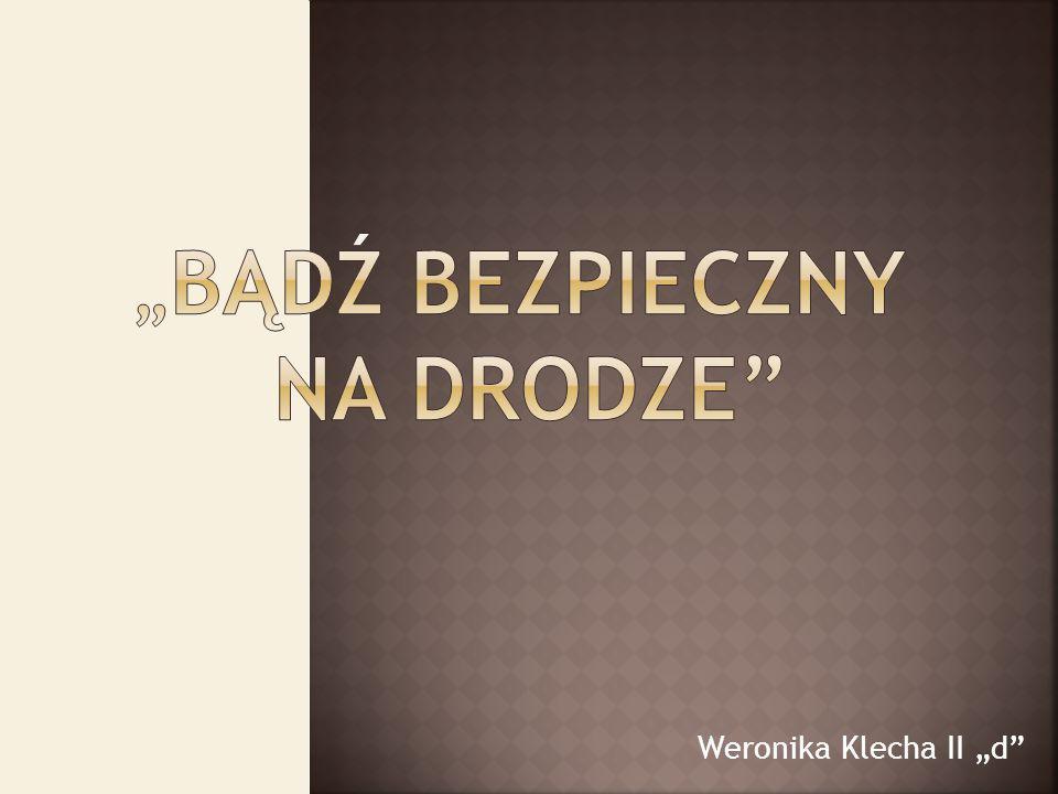 "Weronika Klecha II ""d"