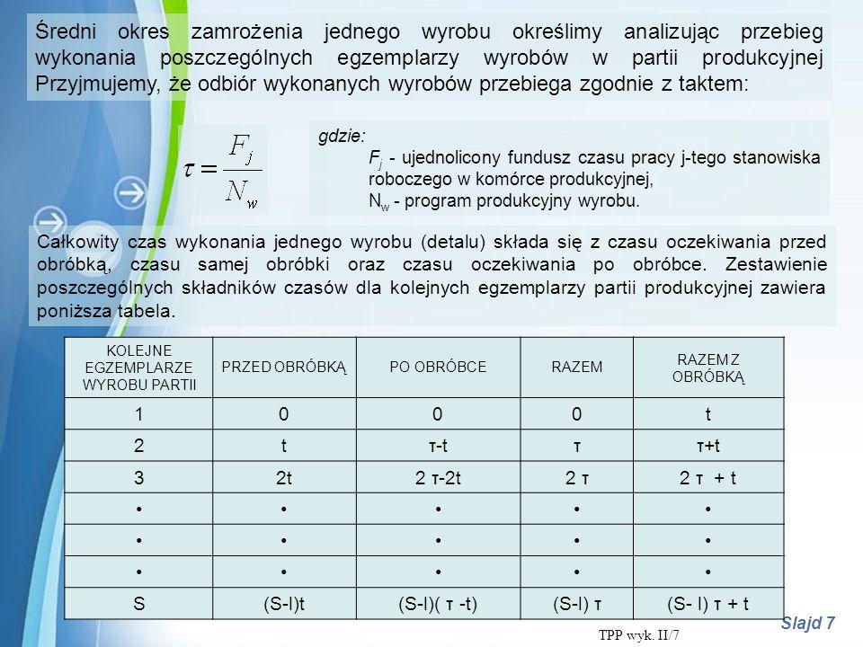 Powerpoint Templates Slajd 18 System typu tłoczącego Zlecenie realizowane jest w sposób scentralizowany.