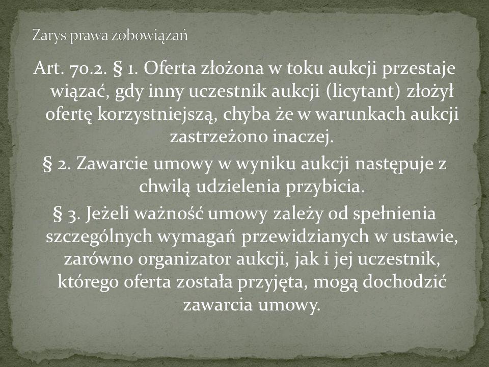 Art.70.2. § 1.