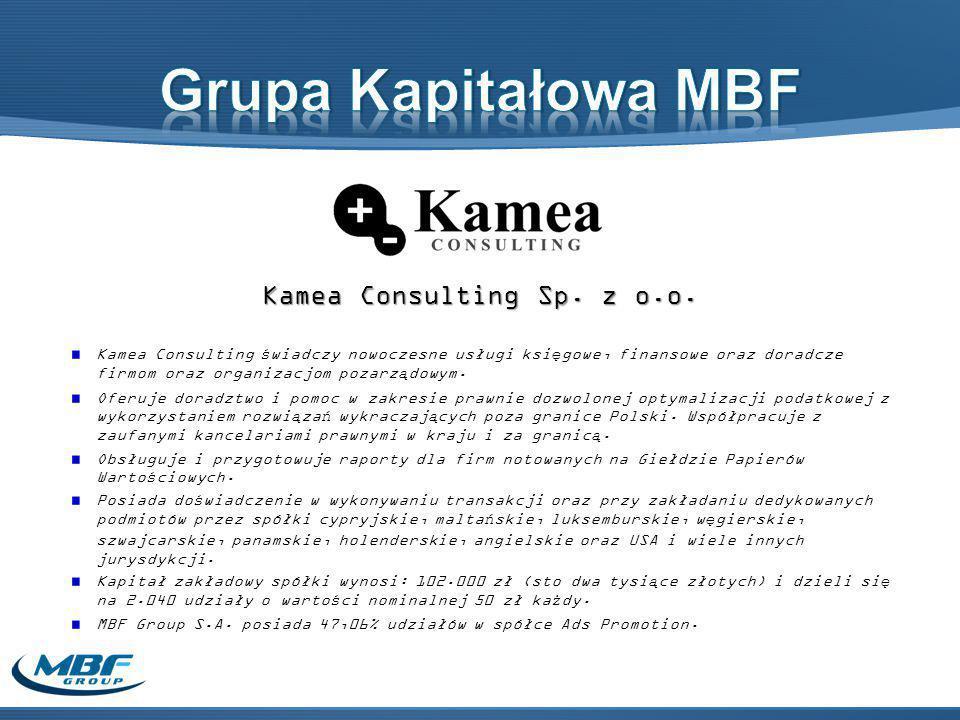 Kamea Consulting Sp. z o.o.