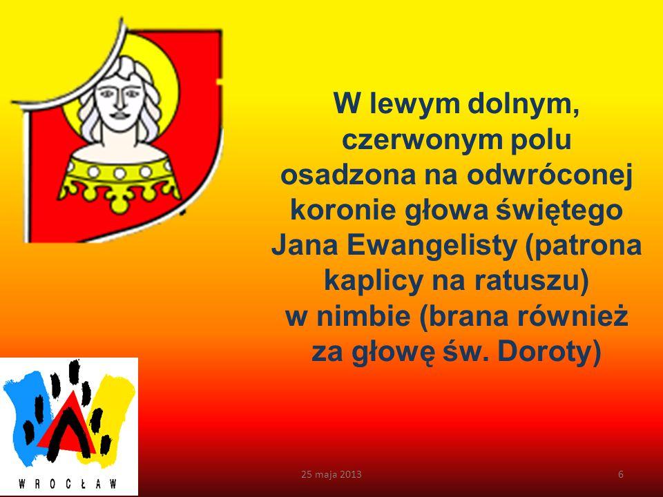 Ratusz Powstanie pierwszego Ratusza związane było z lokacją Wrocławia w 1261 r.
